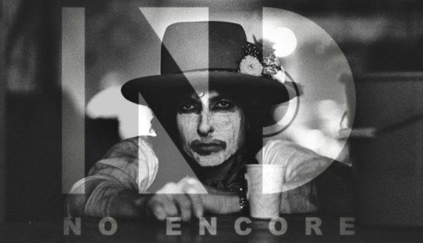 NO ENCORE LONG SONGS Bob Dylan
