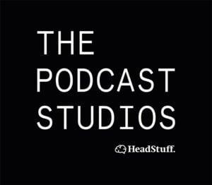 The Podcast Studios Logo